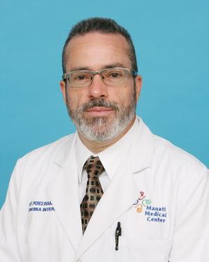 Juan Felipe Pérez Rosado, MD